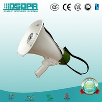 DSPPA DSP166HD High Fidelity horn Police Siren Record Megaphone with MP3 siren horn
