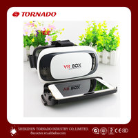 "2016 new product vr 3d glasses Virtual Reality VR BOX 2.0 4.0 - 6.5"" Smartphone 360"