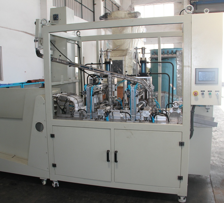 MS sealant double head automatic cartridge packaging machine for sealant packing