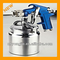 AS-4001 Excellent suction types 1000ml cup high pressure best paint gun