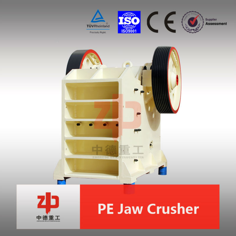 PE Series High Capacity Jaw Stone Crusher /Jaw Crusher For Mining