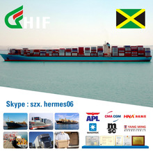 Cheap DHL Sea Shipping From China To Kingston Jamaica