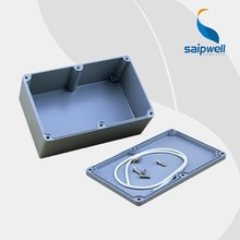 SAIP/SAIPWELL Industrial Electrical Waterproof Aluminum Junction Box Metal