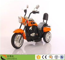 Flashing Ride On Toy Motorbike electric motorbike