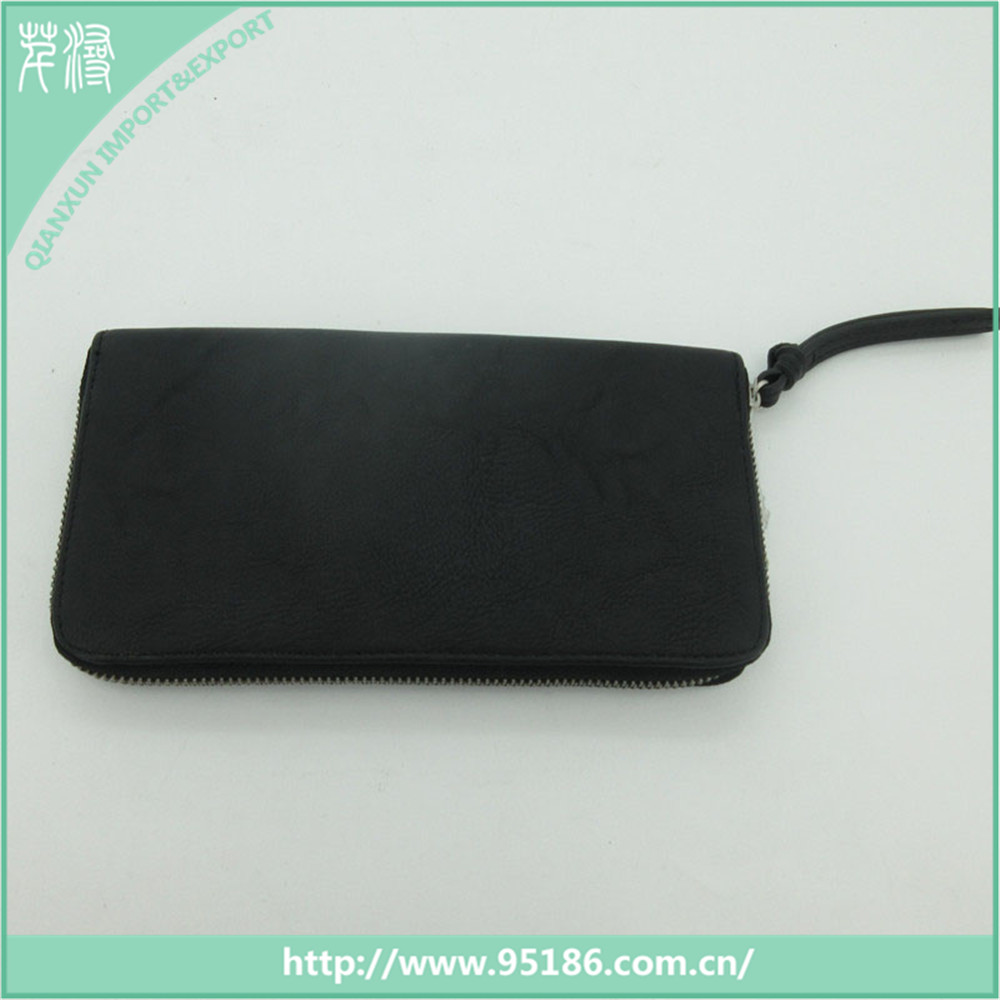 High quality leather clutch bag popular fashion men wallet