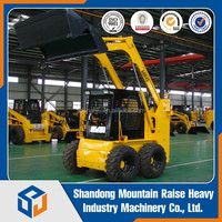 Chinese Manufacturer Brand Mountain Raise NEW 0.7t. MR45 mini skid steer loader for sale