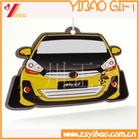 Promotional customed paper air freshener with high quality