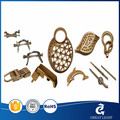 investment casting Brass jewelry high glossy surface finished