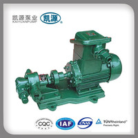 KCB 2CY Gear pump for Heavy Fuel Sludge Oil