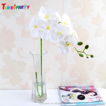 Cheap Hot Sale Real Touch Orchid High Quality Cheap Artificial Orchid Flower For Decoration