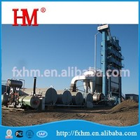 160TPH Stationary Asphalt Mixing Plant For Sale HMAP-ST2000/Asphalt Emulsion Plant