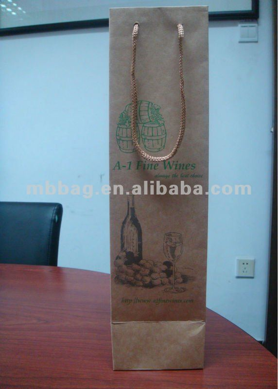 vegetable packing material kraft paper bag