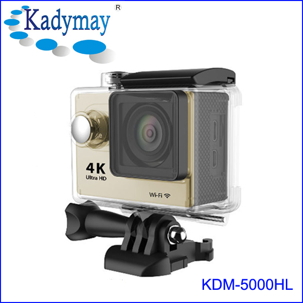 Full HD 4K Wi-Fi Remote Control 1080P Waterproof Action video Sport Camera