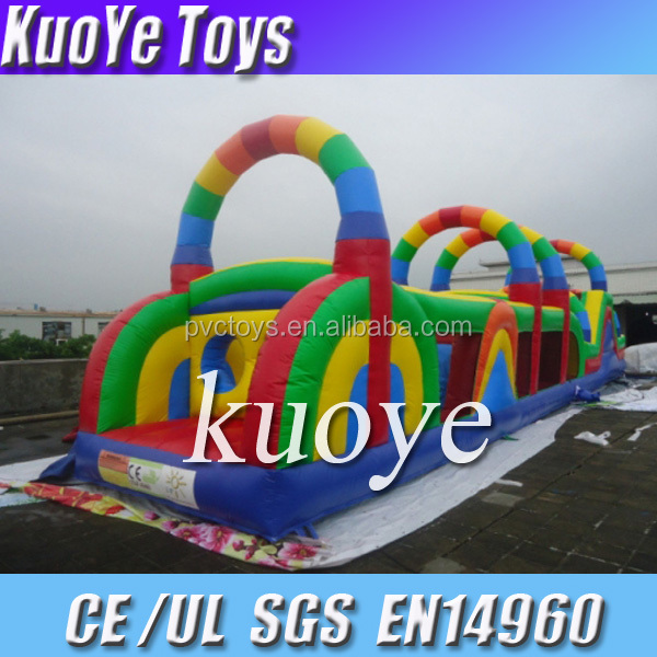 multiplay obstacle pirate inflatable obstacle