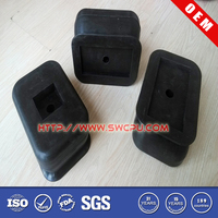 EPDM/NBR/Silicone Rubber Feet/ Damper for Equipment and Chair