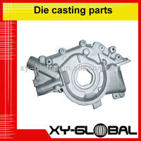 Custom shape steel and aluminium die casting art and craft