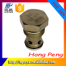 Plug-in check valves, small size, large flow, zero internal leakage