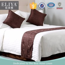 ELIYA King Size Hotel Bed Linen/Bedding Sets Cheap/Satin Bed Sheets