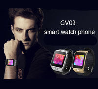 gv09 bluetooth smart watch SIM Card digital android smartwatch men women sport wristwatch for sony/samsung/lg/iphone/moto phone