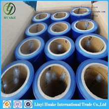Blue Polyethylene Film for Furniture , Free Chinese Blue Film