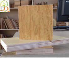 Fancy Paper Board Melamine Plywood 15mm laminated plywood
