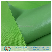 Foam PVC Leather for bag, luggage leather