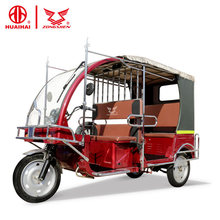 cheap 3 three wheel open electric tricycle for adults price with passenger seat zongshen china 60V1000W