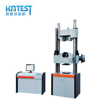 1000KN digital display hydraulic valve test bench