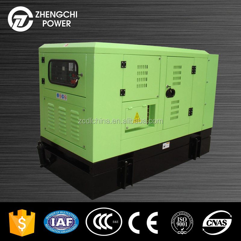80KW / 100KVA or Low noise silent type generator head 20kw