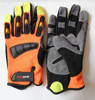 LAVA MDS1457 Hig Durable Impact Working Safety Mens Gloves with Competitive Price