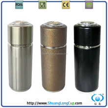 450ml stainless steel drinking glass stainless steel nano energy cup
