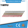Galvanized Paper Tape Collated Metal Connector Nails