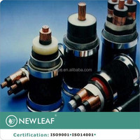 10KV XLPE Insulated Resistant-water Overhead Cable