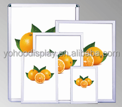 Factory Price Aluminum Picture Photo Snap Frame