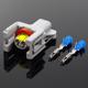 2 Pin Auto fuel injector Waterproof connector 2P spray nozzle/oil atomizer plug 240PC024S8014 car plug connectors
