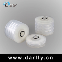 micron pleated alkaline water filter cartridge pp membrane filter