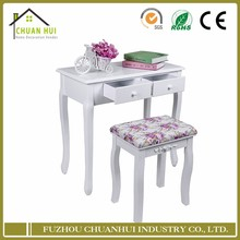 Sale new wood furniture dressing table with modern design