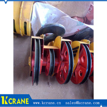 Crane hook block & heavy crane hook used for lifting materials