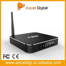 High quality T95 TV Box Amlogic S905 4K 1GB 8GB internet Streaming box Media Player Andorid 5.1 Smart TV Box with Kodi