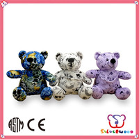 ICTI Factory new fashion christmas gifts soft baby teddy bear toy