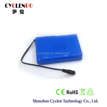 Lithium battery mobility scooter 12V 4000mah battery pack li-ion battery