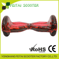 Fast shipping 10inch 4400mah battery smart balance scooter