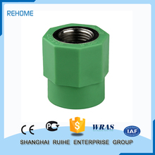 Fiberglass reinforced flexible hydraulic quick coupling