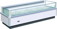 China Litter Duck Chest Deep Freezer With Lamp E7 CALIFORNIA with CE certification