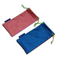 Microfiber Eyeglasses Cleaning Pouch Bag