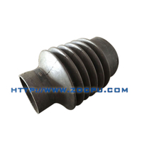 Custom oil proof high density double bellow expansion joint