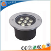 ip68 7w led floor light recessed waterproof solar led brick light