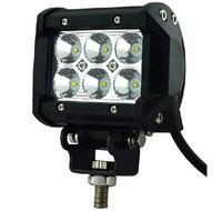 4inch 18W LED Light Bar LED WORK LIGHT BAR for Auto Offroad led spot light bar amarok accessories