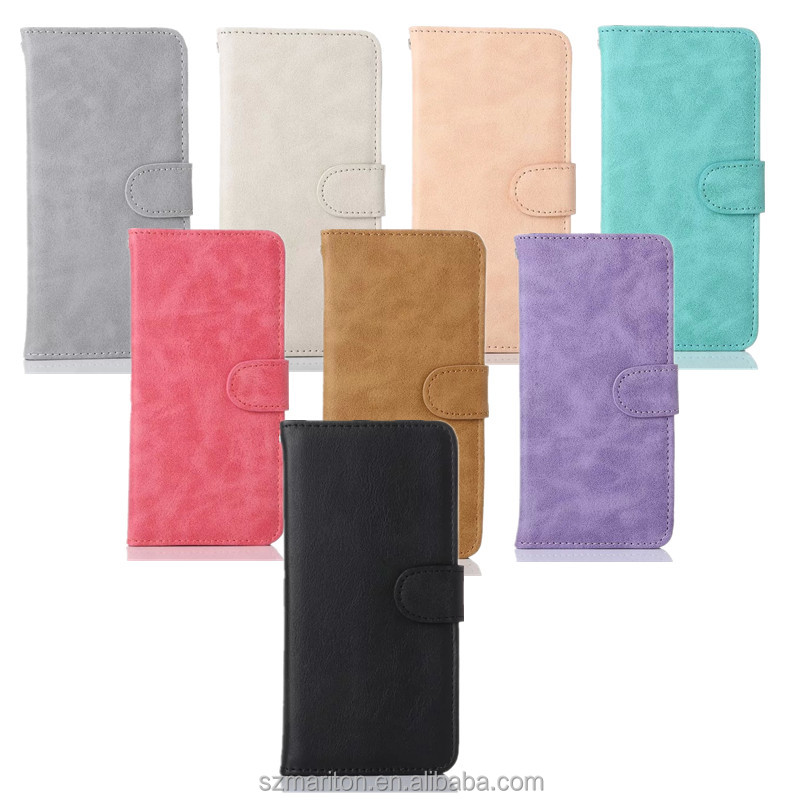 Luxury Belt Clip Leather Case Mobile Phone Universal Case for iphone6 4.7inch