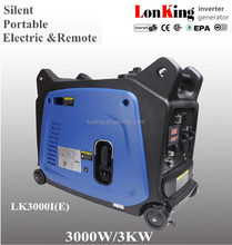 High-Performance 3000w Petrol Generator electric petrol inverter Generator